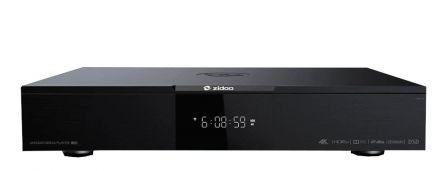 Zidoo UHD3000 Media Player