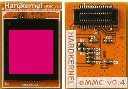 64GB eMMC Module N2 Linux