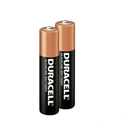 2 x AAA Batterijen