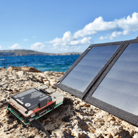 Pi-Juice Solar Kit