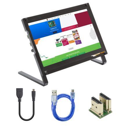 UCtronics 7 Inch 1024x600 IPS Touchscreen voor Raspberry Pi