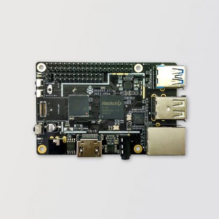 Pine64 Rock64 Single Board Computer 4GB
