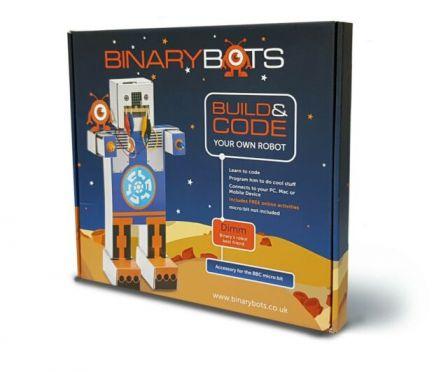 BinaryBots - Build & Code Dimm - Bouw je eigen Robot