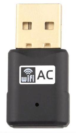 Wi-Fi Dongle 600Mbps RTL8811AU