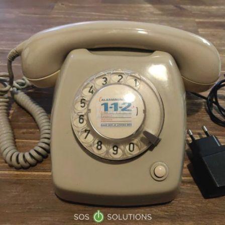 Kant en Klare Wonderfoon T65 van de PTT