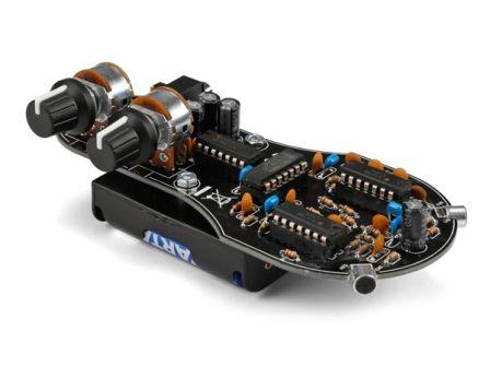 Whadda Ultrasone Geluids en Vleermuis Detector WSAK8118