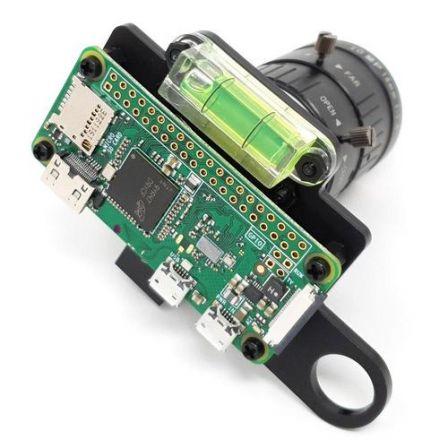 Camera Mount Raspberry Pi ZERO voor High Quality Camera - Pro