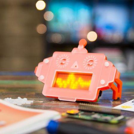 Scroll Bot - Pi Zero W Project Kit